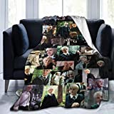 Suitable for Wool Blanket Blankets in All Seasons. Super Soft Plush Blanket for Winter Bedding Sofa 50'X40'