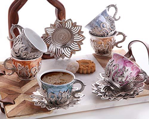 Listado de Conjuntos de taza y platillo para comprar hoy. 12