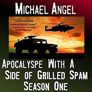 Apocalypse with a Side of Grilled Spam cover art