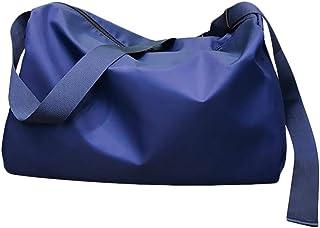 Fanspack Sport Duffel Bag Simple Foldable Luggage Bag Large Capacity Fitness Luggage Bag