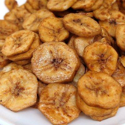 ドライフルーツ バナナチップ 黒糖キャベンディッシュバナナチップ フィリピン産 600g【黒糖キャベンディッシュバナナチップ600g】