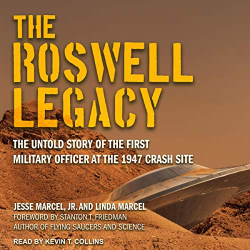 The Roswell Legacy cover art