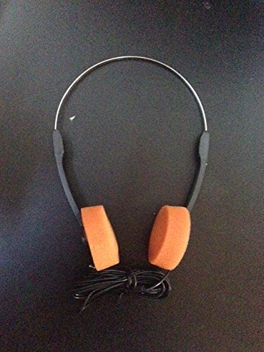 Guardians of The Galaxy Style Headphones - Orange Earpieces! Star Lord