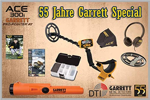 55 Jahre Garrett Special ACE 300i