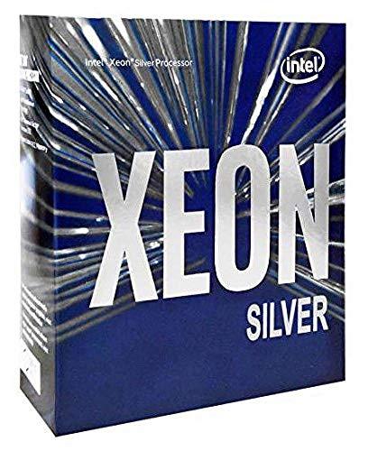 Intel Xeon   Silver 4116 Processor (16.5M Cache, 2.10 GHz) 16.5MB L3 Caja - Procesador (Intel Xeon Silver, 2,10 GHz, LGA 3647, Servidor/estación de trabajo, 14 nm, 64 bits)