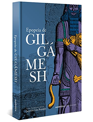 Epopeia de Gilgámesh (Capa Dura)