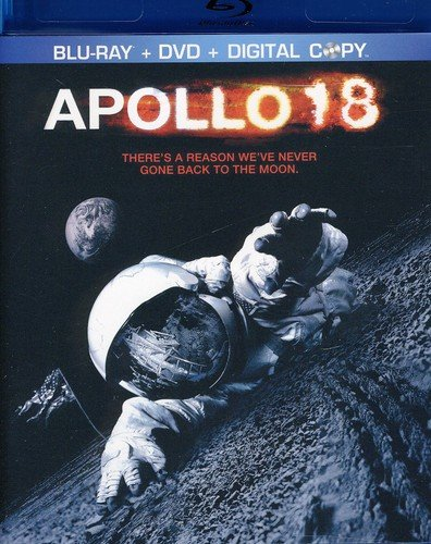 2021 spring and summer new Apollo 18 Blu-ray Limited price