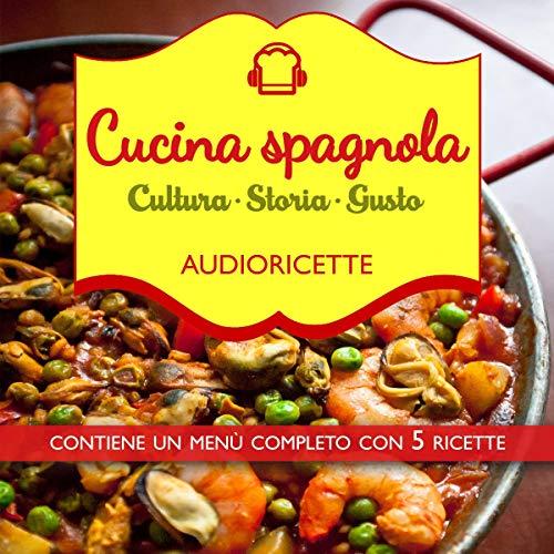 Cucina spagnola copertina