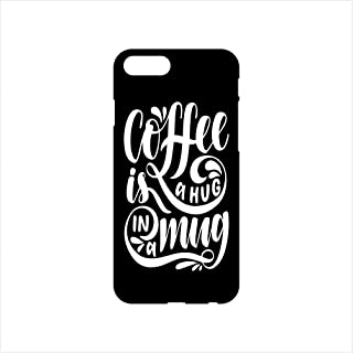 Fmstyles - iPhone 7 Plus Mobile Case - Coffee is hug in a mug