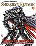 Menyon Coloring Book (Dark-Hunters: Chronicles of Nick)
