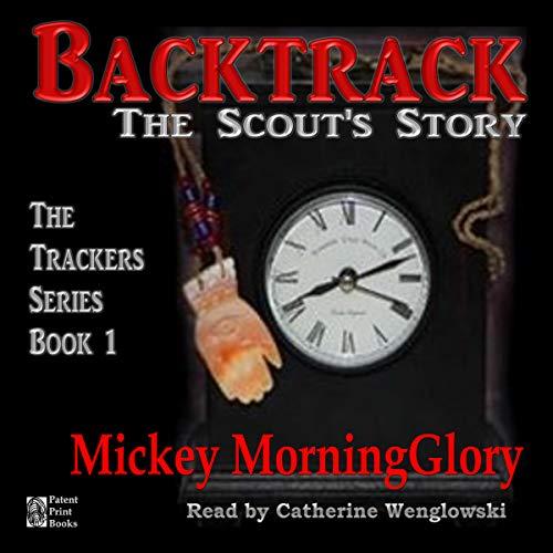 Backtrack audiobook cover art