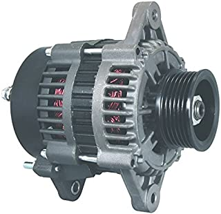 premier gear pg-8460 sae j1171 marine certified delco 7si professional  grade new alternator