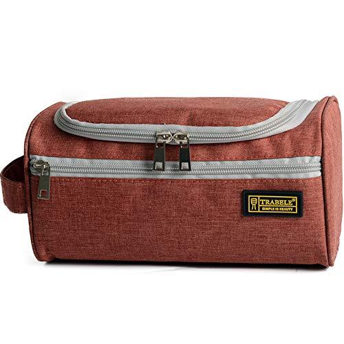 Hook Waterproof Cationic Cosmetic Bag Portable Hook Hanging Toilet Bag