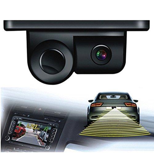 CMOS la Voiture de 171 degrés l'angle de Vision HD caméra arrière étanches capteur Radar Automobiles, stationnement pour Universal