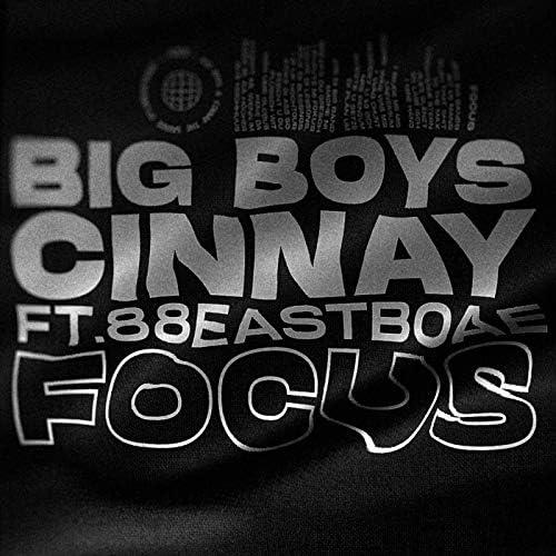 Big Boys & Cinnay feat. 88eastBoae