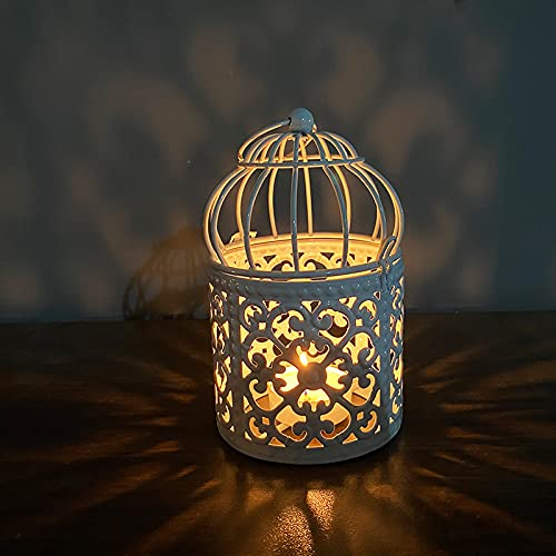New metal wrought iron birdcage decorations can be decorated candlestick crafts outdoor decorations