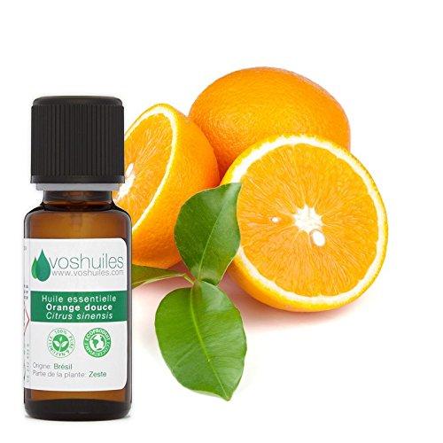 Huile Essentielle d'Orange douce - 10ml
