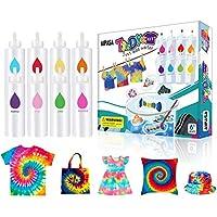 Aipasa Tie Dye Party Fabric Set