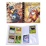 Dorara Tarjeta de Comercio Álbum, GX y EX Cartas Pokemon Álbum, Carpeta Cartas Pokemon, Album...