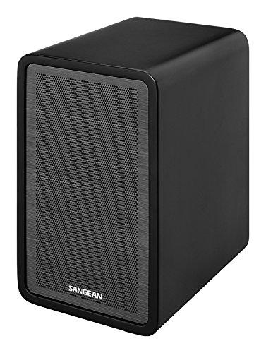 Sangean SP-40 Lautsprecher mit DDR-60BT Erweiterung mattschwarz