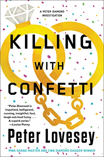 Image of Killing with Confetti (A Detective Peter Diamond Mystery)