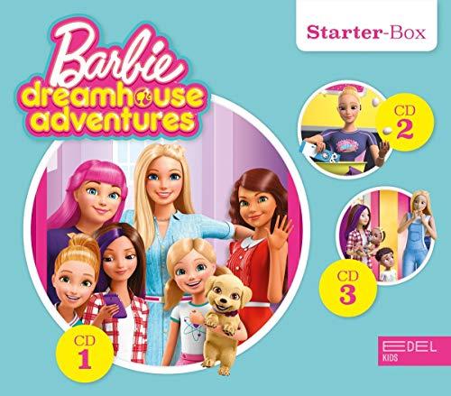Barbie Dreamhouse Adventures - Starter-Box (1 - 3) - Die Original-Hörspiele zur TV-Serie