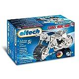 Eitech Eitech-C59 Metallbaukasten-Juego de construcción para niños (C59), Multicolor, Moto