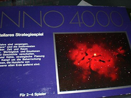 Anno 4000. - Ein interstellares Strategiespiel. Nur klare Logik und kuehle strategische Planung entscheiden beim Kampf um die Beherrschung von Planetensystemen.