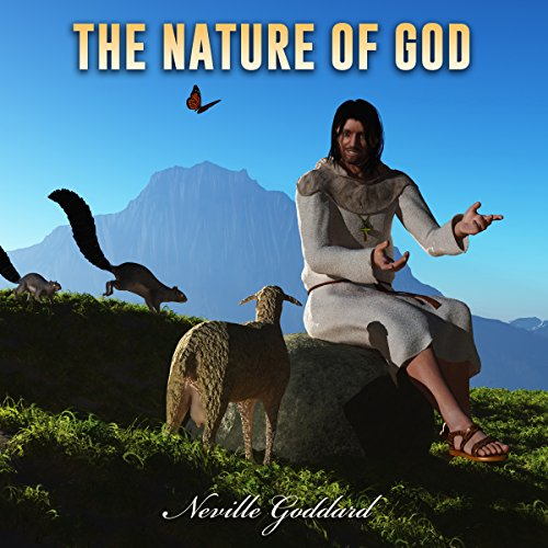 The Nature of God audiobook cover art