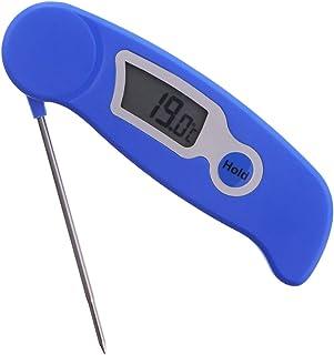 Thermomètre avec sonde pliantepour fabrication de bougie –Outil idéal pour les fabricants de bougies pour faire fondre c...