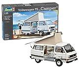 Revell Westfalia Joker Maqueta Volkswagen VW T3 Camper, escala 1:25 (07344), multicolor , color/modelo surtido
