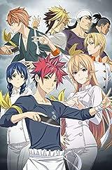 第4期「食戟のソーマ 神ノ皿」BD-BOXが4月リリース