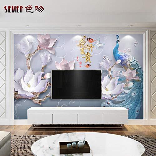 Badkamer zelfklevend behang 3D kleur kus 3D massief muurschildering op maat TV achtergrond behang moderne minimalistische woonkamer slaapkamer decoratie 200cmx140cm