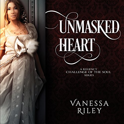 Unmasked Heart Audiobook By Vanessa Riley cover art