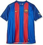 Nike Herren FC Barcelona Heim Trikot, Sport Royal/Gym Red/University Gold, Medium 38-40' Chest (96-104cm)