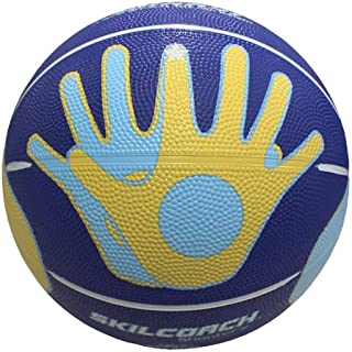 Baden SkilCoach Shooter's Rubber Training Basketball, 28.5-Inch