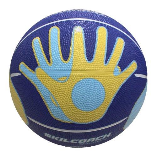 Baden SkilCoach Shooter#039s Rubber Training Basketball 285Inch
