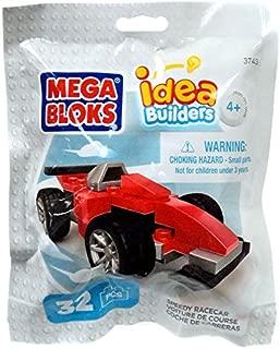 Mega Bloks Idea Builder (Speedy Race Car)