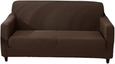 Z one Waterproof Sofa cover Stretch, Waffle Solid color