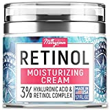 Best Organic Anti Wrinkle Creams - Anti Aging Retinol Moisturizer Cream for Face Review
