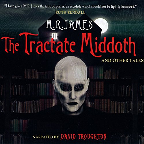 The Tractate Middoth and Other Tales cover art