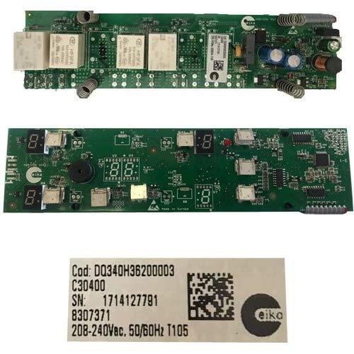 Desconocido Módulo Electrónico DQ340H36200003 8307371 EIKA VITRO TEKA TB 6310