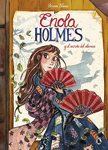 Enola Holmes y el secreto del abanico (Enola Holmes. La novela gráfica...