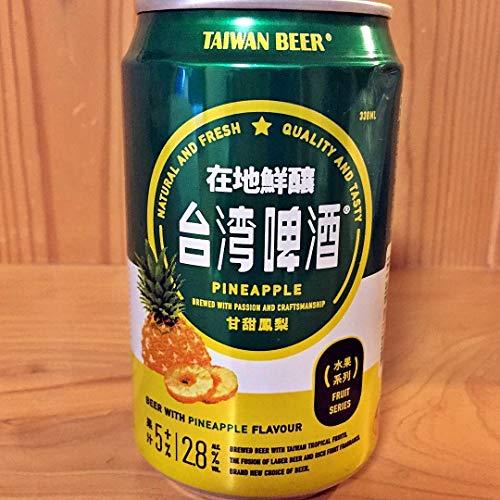 金門湾『台湾ビールパイナップル』