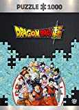 Dragon Ball Super: Universe Survival - Puzzle 1000 Piezas 68cm x 48cm | Incluye póster y Bolsa | Videojuego | Puzzle para Adultos y Adolescentes