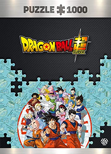 Dragon Ball Super: Universe Survival - Puzzle 1000 Piezas 68cm x 48cm   Incluye póster y Bolsa   Videojuego   Puzzle para Adultos y Adolescentes