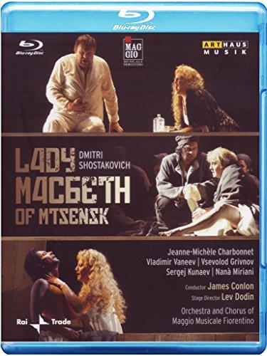 Schostakowitsch: Lady Macbeth [Blu-ray]