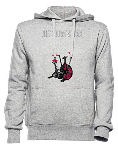 Rundi Not Today Satan Air Assault Bike Crossfit Shirt Homme Femme...