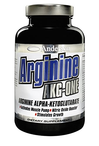 Anderson Arginine AKG One 100 Tablets by Anderson