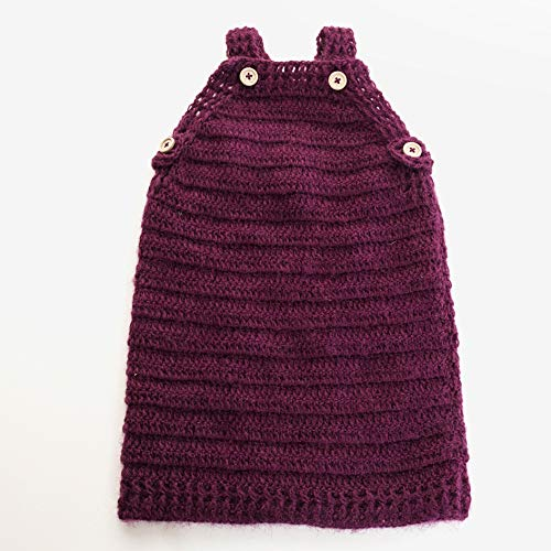 Nursel Handmade, Baby Angora Häckeloutfit, Baby Kleid, Neugeborene Häckel Kleid, Neugeborenenaccessoires, Fotografie Accessoires, Fotografie Requisiten
